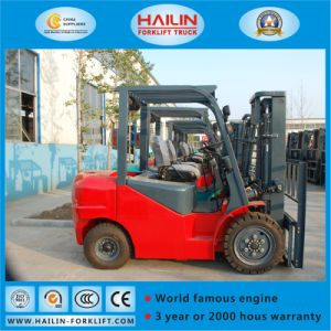 2.5ton Economic Diesel Forklift with Good Prices pictures & photos