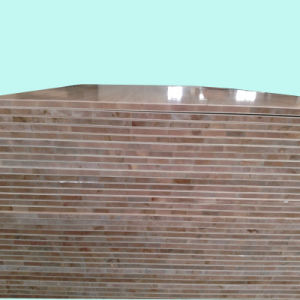 Melamine Face Block Board Plywood for Furniture pictures & photos