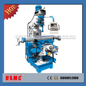 Vertical and Horizontal Turret Milling Machine (X6332WA) pictures & photos