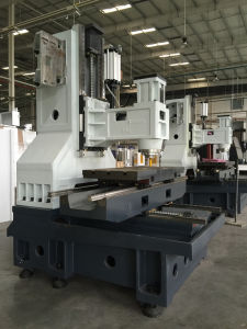 CNC Milling Machine with Mitsubishi/Fanuc/Siemens/GSK EV850 pictures & photos
