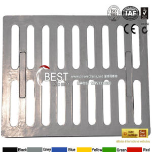2016 En124 Outdoor Storm Drain Grate Composite Manhole Cover Made in China pictures & photos