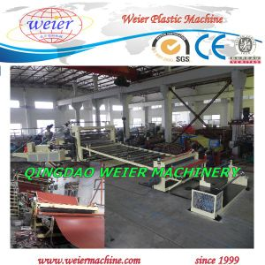 PVC Flooring Sheet Production Line pictures & photos