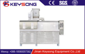 Extruder Soya/Extruder Taiwan Snack Food/Soya Extruder Machine pictures & photos