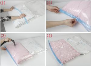 Excellent Quality Duvets Package Scented Vacuum Storage Bag pictures & photos