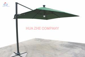 Hz-Um103 10ftx10ft (3X3M) Roma Umbrella Garden Umbrella Big Hangging Parasol for Outdoor Umbrella with LED Umbrella Outdoor Umbrella pictures & photos