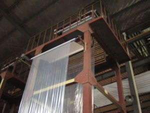 PE Heat-Shrinkable Film Blowing Machine pictures & photos