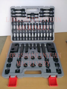 M14X18mm Deluxe Steel High Hardness 58PCS Clamping Kit in Toolbox pictures & photos