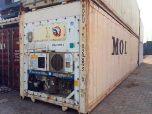 Cheap Used 40hc Reefer Container pictures & photos
