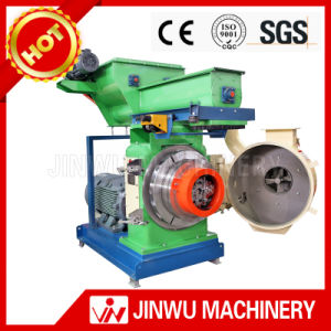 High Capacity Stainless Steel Ring Die Pellet Machine Plant