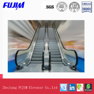 High Quality Indoor Escalator with 35 Degree 1000mm Step Width pictures & photos