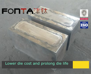 Customized Bimetallic Hot Forging Die Blocks with Long Die Life (DM13) pictures & photos
