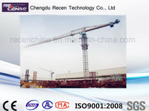 Hydraulic Self-Lifting Tower Crane pictures & photos