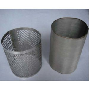 Stainless Steel Wire Mesh Cylinder pictures & photos
