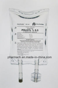 Medical PVC Soft Infusion Bag 100ml 200ml 250ml 500ml 1000ml pictures & photos
