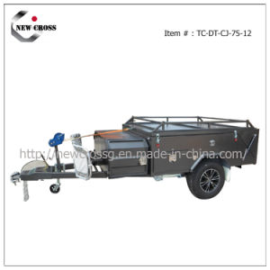 Camper Trailer (TC-DT-CJ-75-12)