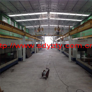 Tianyi Fire Resistant Door Core Machine Magnesium Board Production Line pictures & photos