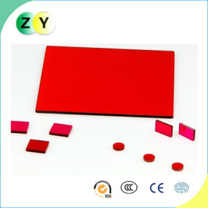 Red Filter, Optical Glass, Precision Component, RG645 pictures & photos