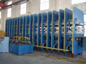 Factory Rubber Conveyor Belt Vulcanizing Machine pictures & photos