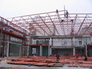Exhibtion Hall Space Frame in Algeria pictures & photos