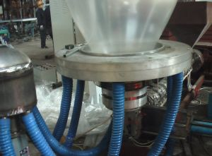 Sj-a 600mm Wide LDPE & HDPE Film Blowing Machine pictures & photos