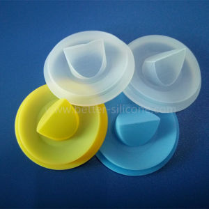 Elastomer Medical Silicone Duckbill Valve for Manual Resuscitator pictures & photos