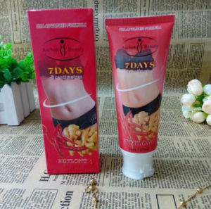 Hot Sale! Aichun Beauty 7days Best Hot Chili and Ginger Herbal Extract Slimming Cream Weight Loss Cream pictures & photos