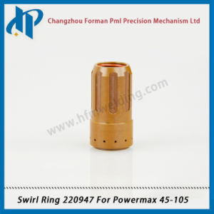 Swirl Ring 220947 for Powermax 105 Plasma Cutting Torch Consumables pictures & photos