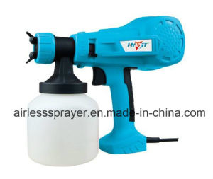 HVLP Hand-Held 400W Spray Gun pictures & photos