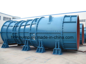Submersible Tubular Type Axial Flow Pump pictures & photos