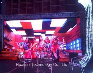 P10mm Flex LED Display for Advertising
