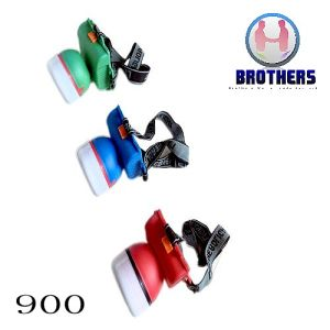 Red/Green/Blue 3AA Outdoor Plastic LED Headlamp pictures & photos