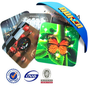 Custom OEM 3D Lenticular Cup Coaster pictures & photos