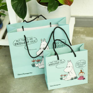 Paper Shopping Bag/ Carton Board Paper Bag/Gift Paper Bag pictures & photos
