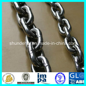 Best Quality Mining Round Link Chain Grade B and C pictures & photos