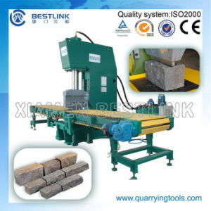 Hydraulic Fieldstone or Rubble Stone Splitting Machine pictures & photos