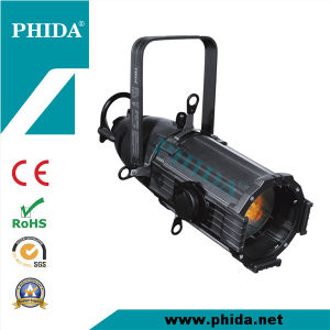 750W High-Brightness 25~50deg Zoom Profile Spotlight, Source Four, Image Spot Light, Gobo Projectorl