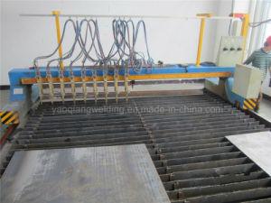 Multi Head Strip CNC Plasma Flame Cutting Machine pictures & photos