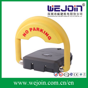 Intelligent Parking Lock with Die-Casted Zinc Alloy Cabinet (WJCS101) pictures & photos