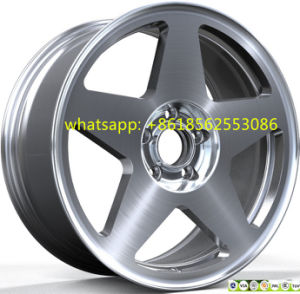18*8j Alloy Wheel Popular Car Wheel Aluminum Auto Wheel pictures & photos