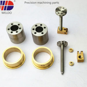 Factory Assembling Service High Precision CNC Lathe Turning Camera Parts pictures & photos