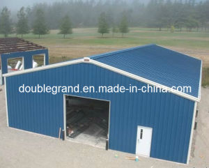 Prefabricated Steel Structure Building (DG3001) pictures & photos