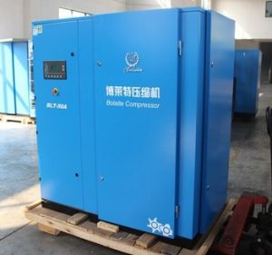 55kw Screw Air Compressor Industrial pictures & photos