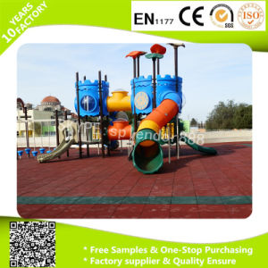 High Quality Outdoor Playground Rubber Mats Flooring for Outdoor Cheap for Wholesales pictures & photos