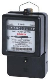 Dd862 Single Phase Energy Meter