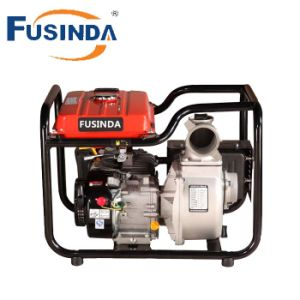 Petrol Engine Powered 2 Inch Centrifugal Water Pump for Farm Irrigation pictures & photos