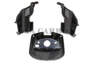 Carbon Fiber Ignition Cover and Side Panels for Suzuki Gsr 600 pictures & photos
