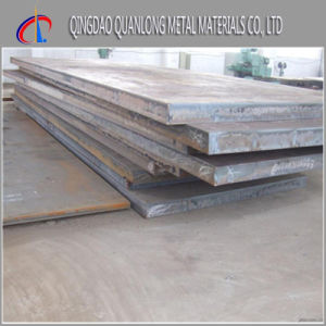 Wr50A High Tensile Hot Rolled Corten Steel Plate pictures & photos