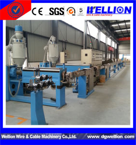 Good H07-VV-F Cable Extrusion Production Line pictures & photos