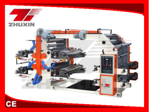 Four Color Flexo, Relief Printing Machine (YT-4600/41000) pictures & photos