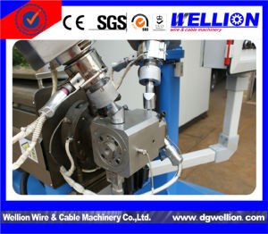 China Plastic Extruder Machine for Making Insulated Cables pictures & photos